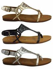 Buckle Flat (0 to 1/2 in.) Slingbacks Sandals & Flip Flops for Women
