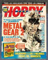 REVISTA HOBBY CONSOLAS Nº 123