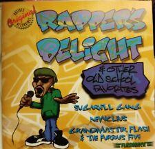 Various Artists : Rapper's Delight & Other Old School Favorites /Var Rap/Hip