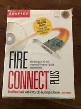 Adaptec Fire Connect Plus FireWire Card