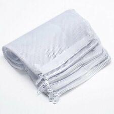 Pack of 5 x Aquarium Filter Mesh Zip Bags 20 x 30 cm for or Pond Filter Media