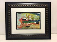 Peinture Abstraite Antonio Sanchez-Mendoza Abstrait