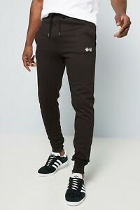 Crosshatch Core Basic Joggers In Black Size S BNWT RRP £16