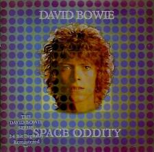 David Bowie Space Oddity CD Remastered