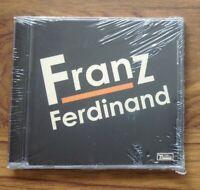 Franz Ferdinand - Self Titled [New & Sealed] CD. Free UK Postage
