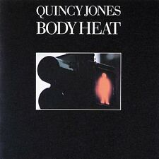 Body Heat - Quincy Jones (1988, CD NIEUW)