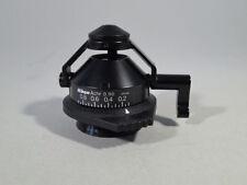 Nikon Microscope 0.90 Abbe Rotating POL Condenser Eclipse E400 E600 E800 50i 80i