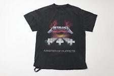 Vintage Metallica Master Of Puppets T Shirt Giant 90s VTG 1994 size Large L