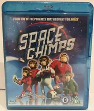 Space Chimps (Blu-ray, 2008)