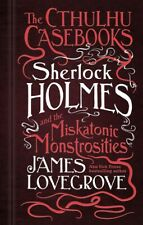 The Cthulhu Casebooks - Sherlock Holmes and the ,Excellent,Books,mon0000148601 M