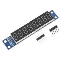 Serial Driver Microcontroller Digital Tube LED Display MAX7219 Control Module L/