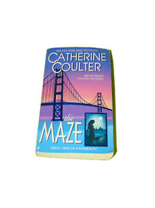 The Maze Paperback Book Catherine Coulter