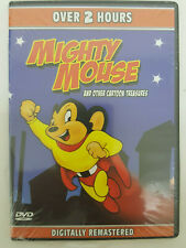Mighty Mouse and Other Cartoon Treasures DVD Brand New Sealed