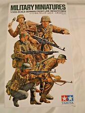 1/35 Tamiya 4 German Soldiers & Field Kitchen Feldkuche # 247