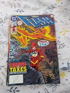 Flash Volume 2 (1987-2009) (DC Comics) #52