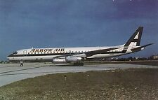 Arrow Air McDonnell Douglas DC-8 62 AeroGem Airliner Postcard RARE
