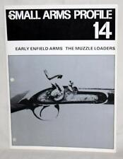 GUN BOOKLET - SMALL ARMS PROFILE 14 - Early Enfield Arms - Muzzle Loaders - 1972