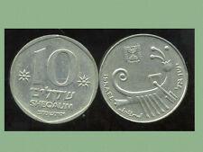ISRAEL  10 sheqalim  1982