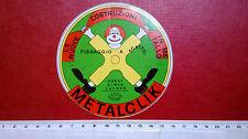 Adesivo da collezione METALCLIK  80's / 90's