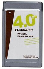 4GB Gigaram PCMCIA ATA Flash Memory (p/n ATA-4GB-MT)