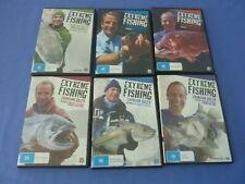 Extreme Fishing With Robson Green DVD 13 Disc Set Season 1-7 Region 4
