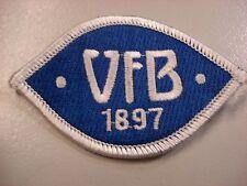 "RARITÄT ! Aufnäher ""VFB 1897"" VFB Oldenburg Fussball Fanartikel"