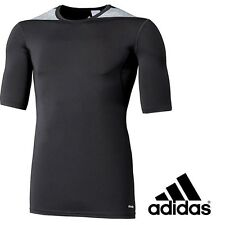 Adidas TF Base Shortsleeve S/S Tee, Techfit Funktionsshirt, Gr.S - XL *NEU + OVP