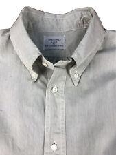 Vintage Massimo Osti C.P. Company Sea Glass Green Shirt Size 4 (L)