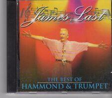 (GA330) James last, The Best Of Hammond & Trumpet - 2001 CD