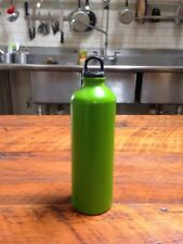 Green Travel Hiking Camping Lightweight Aluminum Water Thermos Bottle 750ml 25oz