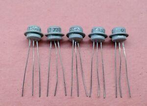 50x GT320B / ГТ320Б OREL 1973 / Military Hfe 50-160 Guitar effect Transistors