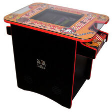 Retro arcade machine | donkey kong sur le thème | 60 rétro jeux | livraison gratuite