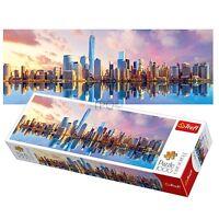 Trefl 1000 Piece Panorama Adult Manhattan New York Large Floor Jigsaw Puzzle NEW