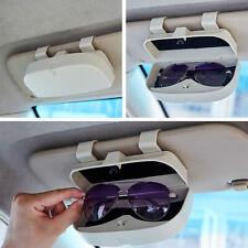 1pcs Auto Sonnenblende Halter Aufbewahrungsbox Brille Sonnenbrille Brillenhalter