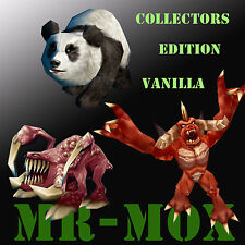 World of warcraft CLASSIC COLLECTOR EDITION avec Diablo zergling panda-Loot wow