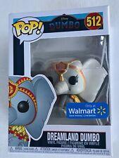 Dumbo Disney Funko Pop Vinyl #512 Dreamland Dumbo Movie Walmart Exclusive US