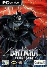 Batman vengeance jeu pour pc windows