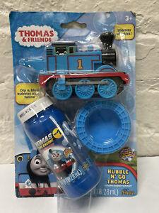 Thomas & Friends Bubble N' Go Thomas - Thomas Whistles! 4 oz Bubbles You New