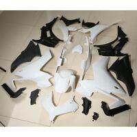 Complete Set ABS Unpainted Fairing Bodywork Cowling For Honda CBR500R 2013-2015