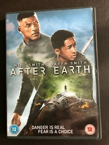 After Earth  [DVD] - DVD **Fast Dispatch  - Free Postage**