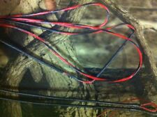 Bow String & Cable Set PSE Stinger Extreme Black & Red complete replacement set