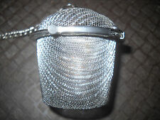 3 Stainless Steel Hop Steeper Herb Ball dry hopping filter SHIPS FROM USA!!