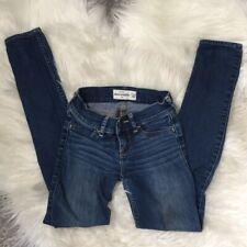 Abercrombie Kids Girl Slim Jeans Size 10