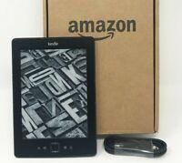 Amazon Kindle (5th Generation) 2GB (1400 E-Book Capacity), Wi-Fi, 6in - Black