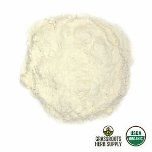 Organic Gum Arabic, Powder (Acacia senegal)