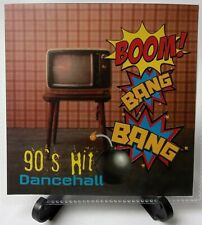 'Boom Bang Bang' - 90's Hit Dancehall in a big tune style *MAD* Promo CD (2020)