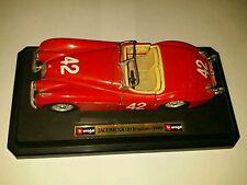 Modellino Jaguar XK 120 Roadster (1948) burago scala 1/24