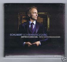 SCHUBERT CD NEW PROMETHEUS/ DIETRICH HENSCHEL/ FRITZ SCHWINGHAMMER
