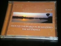 101 Strings - Around the World in 80 Melodies - City Breaks - 21 Tracks CD Album