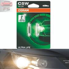 Osram C5W 12V5W SV8.5-8 Soffittenlampe 36mm Ultra Life Doppelblister 6418ULT-02B